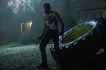 Logan preparing to defeat himself.