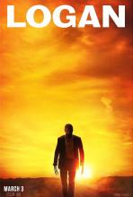 One poster for Logan just wasn't enough and I'm not quite sure which one I like best.