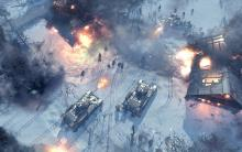winter fighting in company of heroes 2