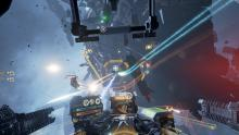 Stunning space-fighter mayhem from the makers of the legendary MMO. Eve demonstrates how VR takes gaming to a whole new level.