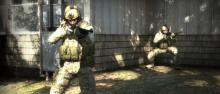 Teamwork is essential for success in counter strike