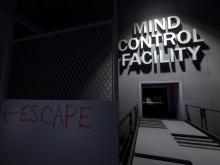 In The Stanley Parable's Mind Control Facility, you will have to make the choices, and you will have to face the consequences