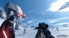 Seek out and destroy the rebels on Planet Hoth