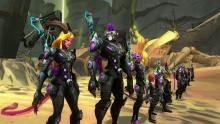 Wildstar has a lot of diversity in its characters.