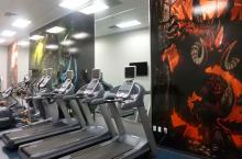 Where exercise meets video games
