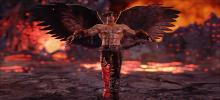 The amount of detail that has gone into character design for Tekken 7 is nothing short of remarkable, as can be seen with the Devil Jin character.