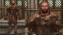 Another of Gamwich's rustic retextures, this time of Skyrim's apparel.