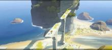 The gameplay that can be expected in Rime is not only visually captivating but also mentally captivating, offering challenging puzzles to keep you at it.