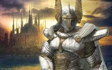A knight solely dedicated to bringing aid to all.