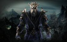 Your challenger. The first Dragonborn awaits in the DLC Dragonborn.