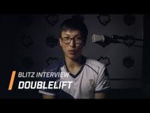 Doublelift Blitzzcrank support
