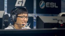 Doublelift in-game