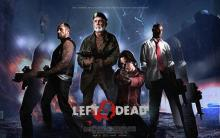 The Original Survivors Are Posing For A Movie Poster That Is Displayed While The Map Is Loading