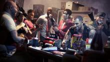 All Of The Left 4 Dead Survivors Share Drinks Together