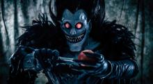 Be frightened and cower in fear with this Ryuk.