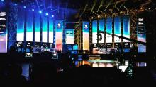 The IEM Katowice 2018 stage, before the first quarterfinals, is calm before the 3 round storm which followed after the two teams took the stage.