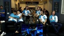 Cloud9 shoutcast & discuss their finals performance at the ELeague Major: Boston against Faze Clan.
