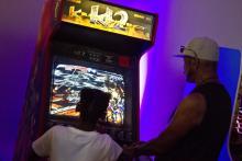 video games, family fun,