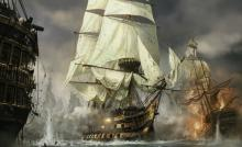 We could see an expansion of naval combat in Age of Empires 4