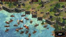 The most recent release of Age of Empires was a remaster of the original game, released in 2017.