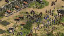 Age of Empires has always emphasized tactics for effective combat.