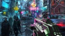 Cyberpunk 2077 hopes to provide the perfect blend between FPS and role playing. Hopefully FPS is not dominant.