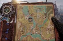 Metro Exodus focuses on hyper immersion by removing as much of the GUI as possible, replacing the map and compass with a physical object.