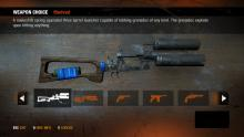 Customize your guns to make them useful when necessary. Change them on the go, without making any major stops.