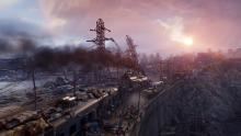 Metro Exodus will feature multiple open world levels as the game progresses. You must scavenge for supplies in each level.