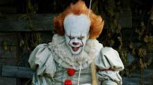 Smile!  It's Pennywise.