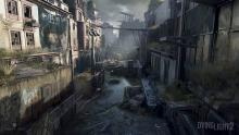 Explore a city filled with factions, zombies, and obstacles