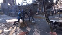 Many factions exist in Dying Light 2's open-world