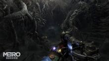Claustrophic environments will create a tense gameplay experience