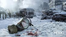 Brave the cold winters of russia in Metro Exodus