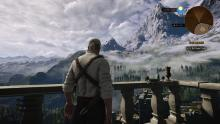 Kaer Morhen is home to the witchers in the School of the Wolf