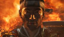 Our tortured protagonist and defender of Tsushima.