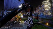 Ichigo battles Monkey on his home turf