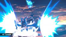 Lucario returns to duke it out with the best