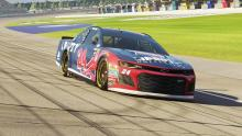 There are a few looks for the 24 car in NASCAR Heat 3.