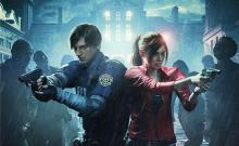 Leon and Claire are back with redesigned looks in the Resident Evil 2 remake.
