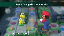 Example of Ally Mechanic in Super Mario Party