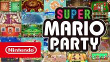 Super Mario Party Thumbnail