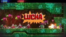 When it says LUCHA, prepare for a brawl!