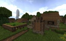 Players can use texture packs and shaders to make their game look better