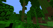 Explore the bounty of the world; some biomes have more than others.