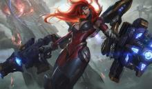 Miss Fortune, The Bounty Hunter, is as dangerous as she is lovely.