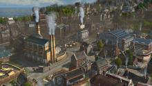 Be careful with mounting pollution in your Anno 1800 cities, it can bring your economy down