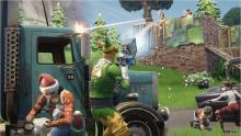 Christmas time has come to Fortnite!