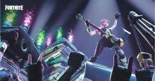 Rock out in Fortnite!