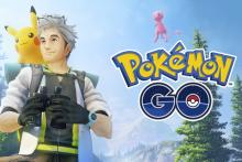 Professor Willow will give you special research tasks to encounter legendary and rare Pokemon